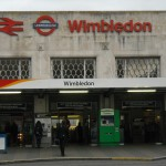 Wimbledon Tube & Train Station