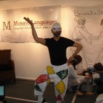 Mosaic Languages- Language Festival - Theatre with children in Italian
