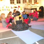 Mosaic Languages Language Festival  Children Yoga in Spanish (Los Animales)